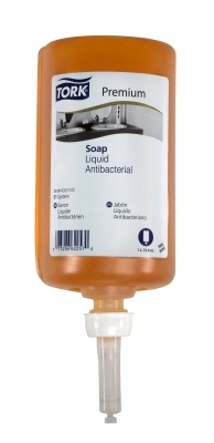 Tork Antibacterial Liquid Soap