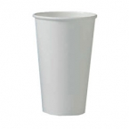 10 oz Hot Drink Cup White - 1000/cps