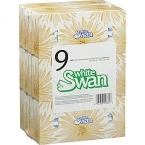 White Swan 2-Ply Facial Tissue