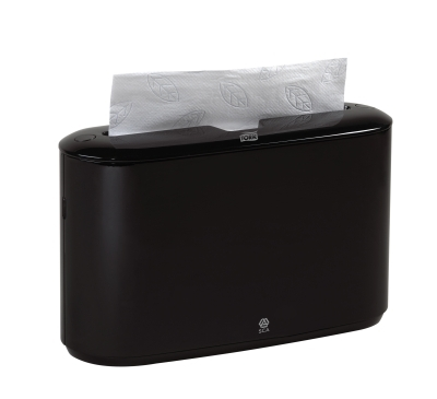 Tork Xpress Hand Towel Portable Interfold Dispenser - Black